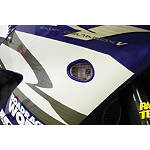 Hotbodies Racing Flush Mount LED Turn Signal - Smoke - Yamaha Motorcycle Lights and Electrical