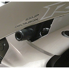 Hotbodies Racing Frame Slider Kit - Black - 2010 Yamaha YZF - R6 Hotbodies Racing Flush Mount LED Turn Signal - Smoke