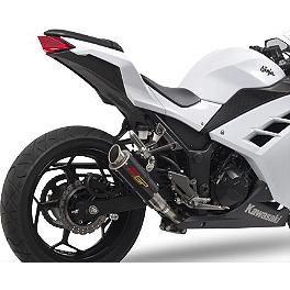 Hotbodies Racing MGP Growler Slip-On Exhaust - Carbon - Competition Werkes GP Slip-On Exhaust