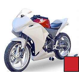 Hotbodies Racing Color Form Race Bodywork - 2011 Honda CBR250R Hotbodies Racing Flush Mount LED Turn Signal - Smoke
