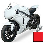 Hotbodies Racing Fiberglass Race Tank Cover -  Motorcycle Tank Accessories