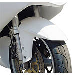 Hotbodies Racing Non SRAD Fiberglass Race Front Fender - Unpainted - Motorcycle Fairings & Body Parts