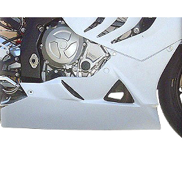 Hotbodies Racing Fiberglass Race Lower - Unpainted - 2011 BMW S1000RR Hotbodies Racing Fiberglass Race Upper - Unpainted