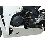 Hotbodies Racing HRC Fiberglass Race Lower - Unpainted - Motorcycle Decals & Graphic Kits