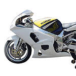 Hotbodies Racing Non SRAD Fiberglass Race Lower - Unpainted - Motorcycle Fairings & Body Parts