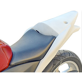 Hotbodies Racing Fiberglass Race Tail - Unpainted - 2011 Honda CBR250R Hotbodies Racing ABS License Plate Tag Bracket