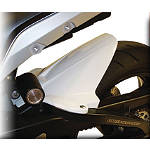 Hotbodies Racing Rear Tire Hugger - White