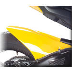 Hotbodies Racing Rear Tire Hugger - Yellow 2007 - Dirt Bike Fenders