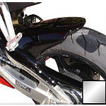 Hotbodies Racing Rear Tire Hugger - Digital Silver - Motorcycle Fairings & Body Parts