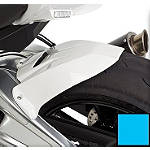 Hotbodies Racing Rear Tire Hugger - Fire Blue - Motorcycle Fairings & Body Parts