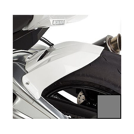 Hotbodies Racing Rear Tire Hugger - Granite Grey Metallic - Main