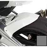 Hotbodies Racing Rear Tire Hugger - Granite Grey Metallic - Motorcycle Fairings & Body Parts