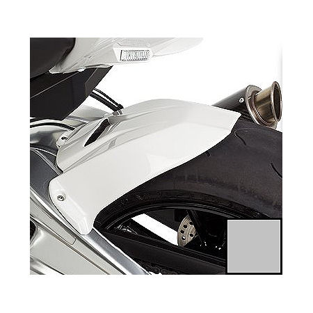 Hotbodies Racing Rear Tire Hugger - Light Grey Metallic - Main