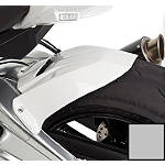 Hotbodies Racing Rear Tire Hugger - Light Grey Metallic - Motorcycle Fairings & Body Parts