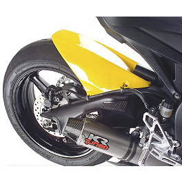 Hotbodies Racing Rear Tire Hugger - Pearl Shining Yellow - Hotbodies Racing Rear Tire Hugger - Candy Plasma Blue