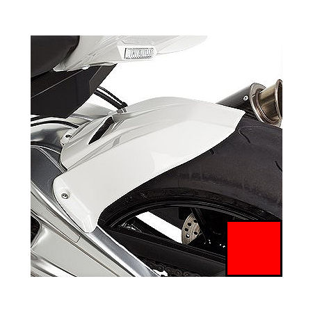 Hotbodies Racing Rear Tire Hugger - Racing Red - Main
