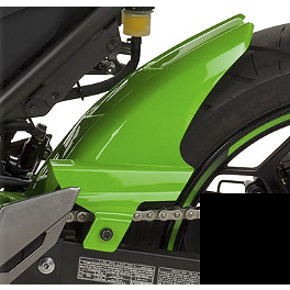 Hotbodies Racing Rear Tire Hugger - Black - Hotbodies Racing Rear Tire Hugger - Green