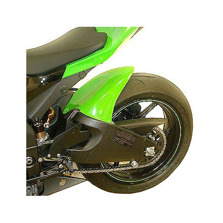 Hotbodies Racing Rear Tire Hugger - Green - Main