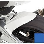 Hotbodies Racing Rear Tire Hugger - HP4 Blue - Motorcycle Fairings & Body Parts