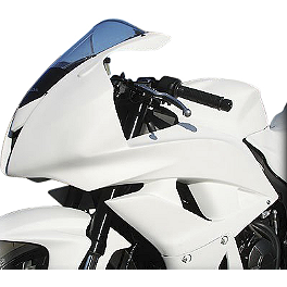 Hotbodies Racing Fiberglass Race Upper - Unpainted - 2008 Honda CBR600RR Hotbodies Racing Flush Mount LED Turn Signal - Smoke