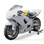 Hotbodies Racing Non SRAD Fiberglass Race Upper - Unpainted - Motorcycle Fairings & Body Parts