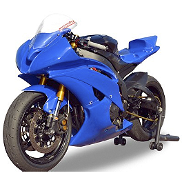 Hotbodies Racing Color Form Race Upper - 2011 Yamaha YZF - R6 Hotbodies Racing Color Form Race Bodywork