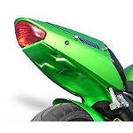Hotbodies Racing Undertail - Candy Green - Motorcycle Fairings & Body Parts