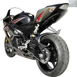 Hotbodies Racing Undertail - Unpainted - 2006 Suzuki SV650 Ride Engineering Fender Eliminator Kit