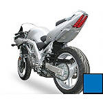 Hotbodies Racing Undertail - Metallic Triton Blue - Motorcycle Fairings & Body Parts