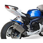 Hotbodies Racing Undertail - Pearl Mirage White - Hotbodies Racing Motorcycle Products
