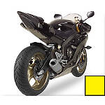 Hotbodies Racing Undertail - Yellow - Motorcycle Decals & Graphic Kits
