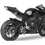 Hotbodies Racing Undertail - Black - Motorcycle Fairings & Body Parts