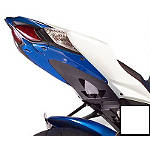 Hotbodies Racing Undertail - Pearl Splash White - Motorcycle Fairings & Body Parts