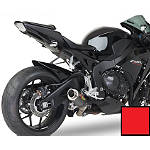 Hotbodies Racing Undertail - Victory Red - Motorcycle Fairings & Body Parts
