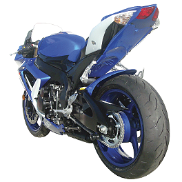 Hotbodies Racing Undertail - 008 Blue - Ride Engineering Fender Eliminator Kit With Spacer
