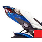 Hotbodies Racing Undertail - Candy Sonoma Red - Motorcycle Fairings & Body Parts