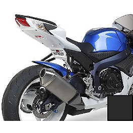Hotbodies Racing Undertail - GloBlack - 2011 Suzuki GSX-R 600 Hotbodies Racing SS Stock Replacement Windscreen