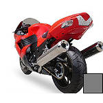 Hotbodies Racing Undertail - Metallic Titanium - Motorcycle Fairings & Body Parts