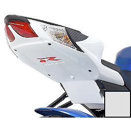 Hotbodies Racing Undertail - Unpainted - 2011 Suzuki GSX-R 600 Ride Engineering Fender Eliminator Kit