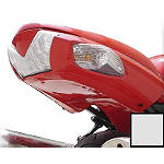 Hotbodies Racing Undertail - Unpainted -  Motorcycle Electronic Accessories