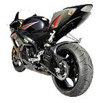 Hotbodies Racing Undertail - Dark Smoke - HOTBODIES-RACING-SBK-UNDERTAIL-BLACK Hotbodies Racing Undertail Motorcycle