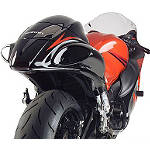 Hotbodies Racing Tail Light Kit - Transparent Smoke -  Motorcycle Lights and Electrical