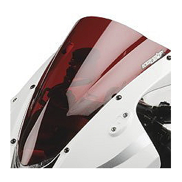 Hotbodies Racing GP Windscreen - 2003 Honda CBR600RR Zero Gravity Double Bubble Windscreen