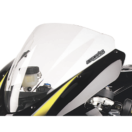 Hotbodies Racing GP Windscreen - 2010 Honda CBR600RR Zero Gravity Double Bubble Windscreen