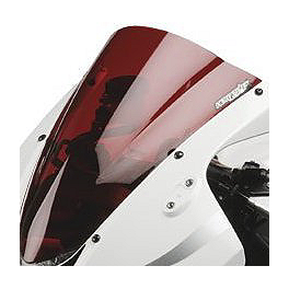 Hotbodies Racing GP Windscreen - 2008 Honda CBR1000RR Zero Gravity Double Bubble Windscreen