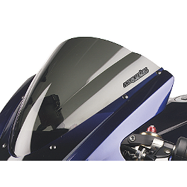 Hotbodies Racing GP Windscreen - AKO Racing Polycarbonate Windscreen