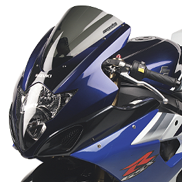 Hotbodies Racing GP Windscreen - 2007 Yamaha YZF - R6 Zero Gravity Double Bubble Windscreen