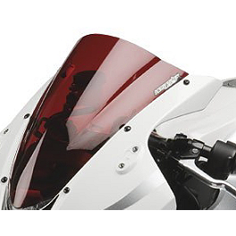 Hotbodies Racing GP Windscreen - 2011 Yamaha YZF - R6 Zero Gravity Double Bubble Windscreen