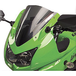 Hotbodies Racing GP Windscreen - Zero Gravity Double Bubble Windscreen