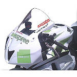 Hotbodies Racing Tall Windscreen - Ducati 1098R Motorcycle Windscreens and Accessories